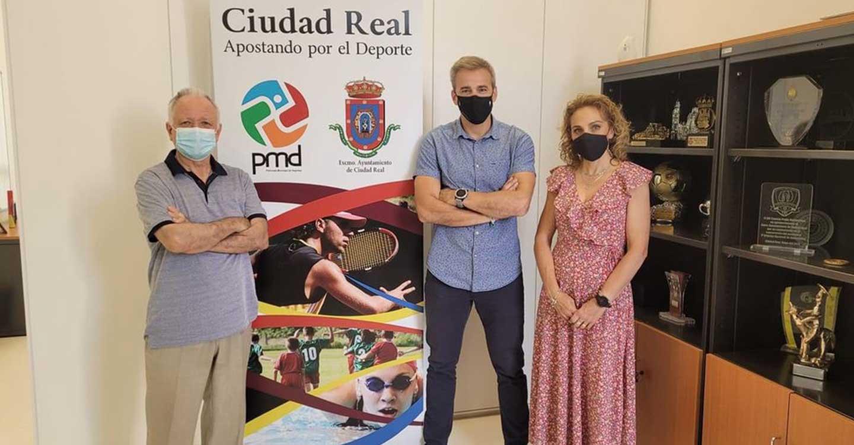 Patronato Municipal de Deportes de Ciudad Real y el club Quijote Maratón ADAD llegan a un acuerdo para coorganizar el Quijote Maratón