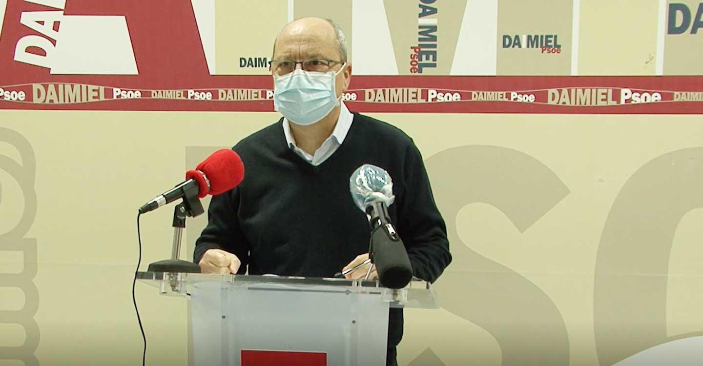 El grupo socialista de Daimiel solicita la creación de una partida presupuestaria de 300.000 euros para ayudar a las empresas y los autónomos locales