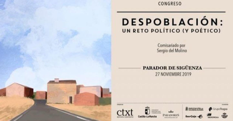 RECAMDER participará en el congreso sobre la despoblación que se celebrará en Sigüenza