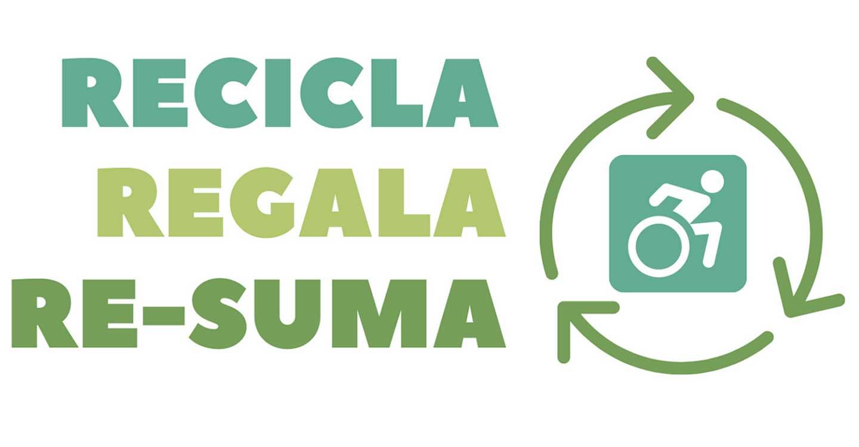 Oretania Ciudad Real lanza la campaña de donación y reciclaje de ayudas técnicas 'RE-SUMA'