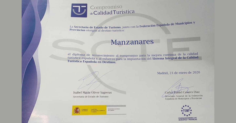 El Ayuntamiento de Manzanares convoca las jornadas de sensibilización para informar del proyecto de implantación SICTED