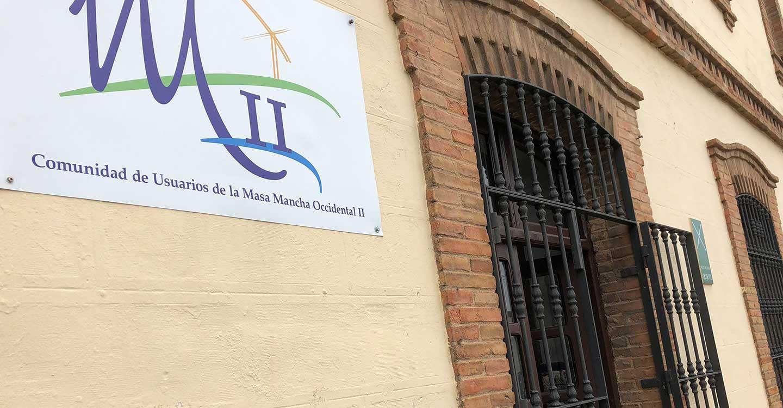 """CUAS Mancha Occidental II lamenta que los recortes de regadío de la Confederación Hidrográfica del Guadiana """"abocarán a miles de familias de La Mancha al abandono de la actividad agraria"""""""