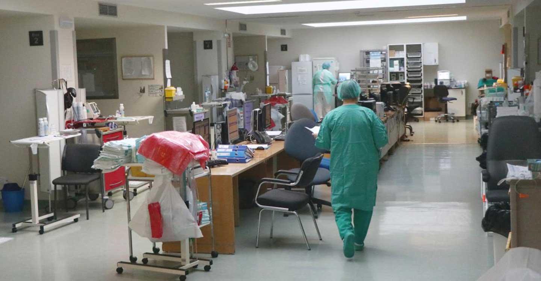La reducción del número de pacientes con necesidad de cuidados críticos permite al Hospital General de Ciudad Real concentrar toda la asistencia en la UCI habitual