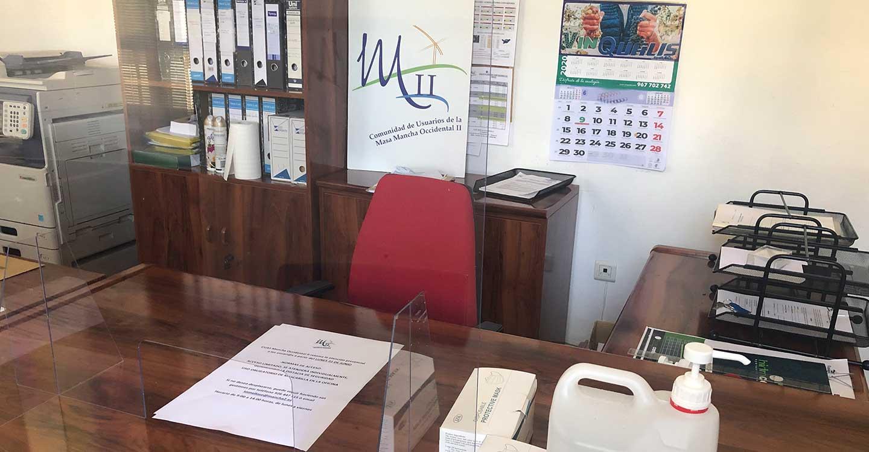 Regantes manchegos denuncian retrasos de varios años en la tramitación de expedientes de la Confederación Hidrográfica del Guadiana