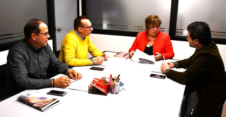 La coordinación del grupo municipal socialista con la Junta consigue frutos como el arreglo del CEIP José María de la Fuente
