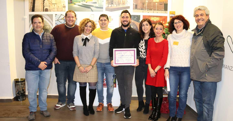 'Rincón La Plaza' gana el concurso de maridaje de las V Jornadas 'Manzanares, tierra de vinos'