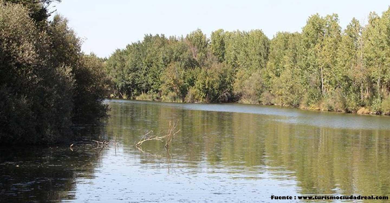 El Río Bullaque :