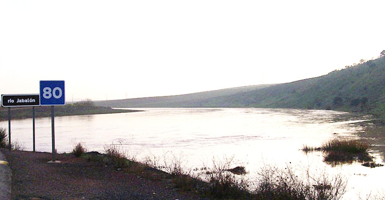 Río Jabalón :