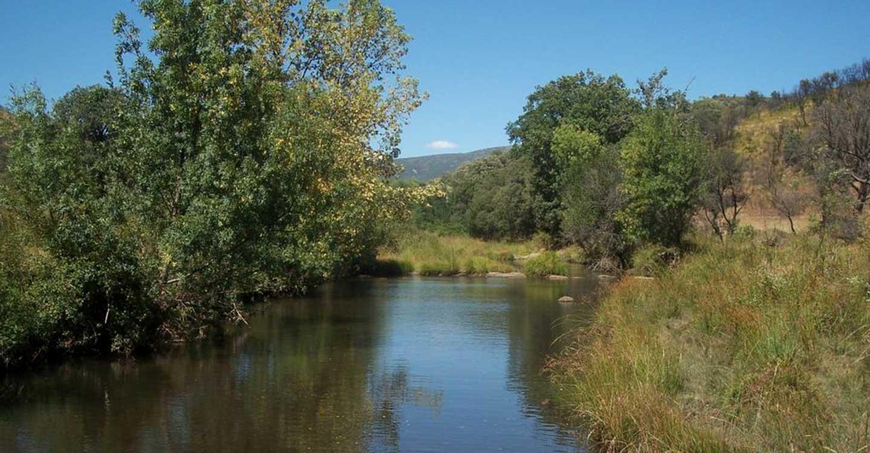 Ríos del Parque Natural de Cabañeros