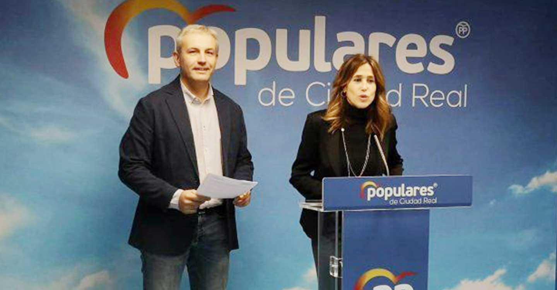 Romero y Callejas preguntan al Gobierno si está previsto habilitar los antiguos hospitales de El Carmen y Alarcos como hospitales de referencia anti COVID en Ciudad Real