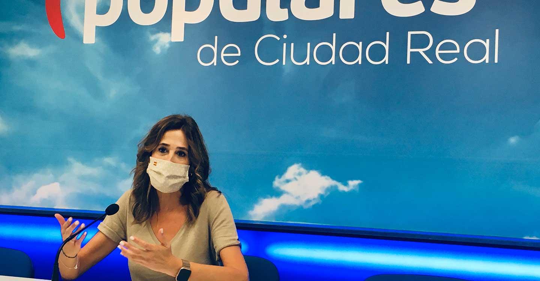 """Rosa Romero: """" El PP quiere proteger a las víctimas y ponerse del lado de las clases medias trabajadoras"""""""