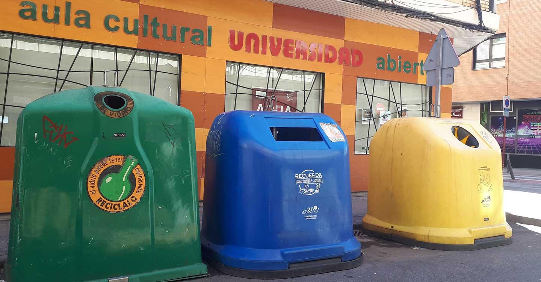 RSU Medio Ambiente incrementa de forma importante su recogida selectiva en estos cuatro primeros meses del 2020