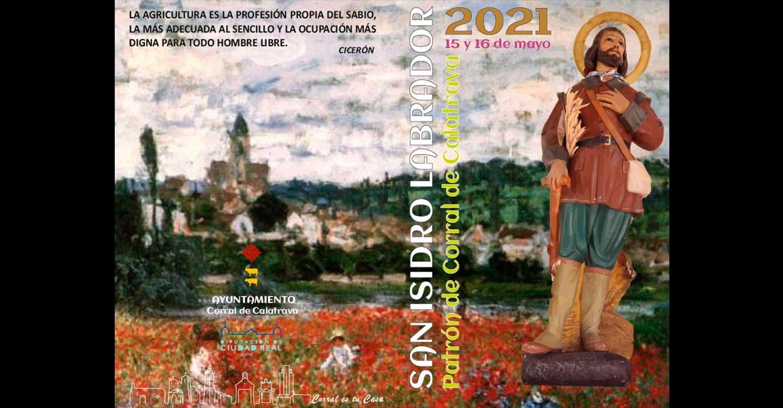 La localidad de Corral de Calatrava festejará, aunque con restricciones a su patrón San Isidro Labrador