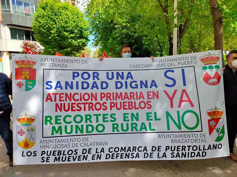 Izquierda Unida solicita a la Consejería de Sanidad el cese de su Delegado Provincial de Ciudad Real por los insultos y faltas de respeto a los Alcaldes y los vecinos de los municipios afectados por la precaria atención primaria de salud.