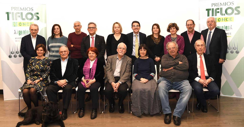 El escritor Santiago Casero gana el Premio Tiflos de Cuento de la ONCE 2019