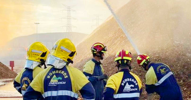 El SCIS invertirá 1,34 millones de euros en renovación de equipos y mantenimiento de los parques de bomberos