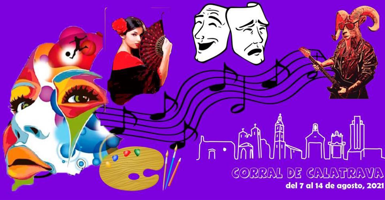 Rock, Teatro  y fotografía para iniciar la Semana cultural de Corral de Calatrava