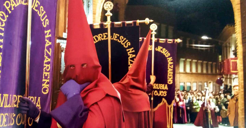 La Semana Santa de Villarrubia de los Ojos, Fiesta de Interés Turístico Regional, suspende sus procesiones y actos culturales