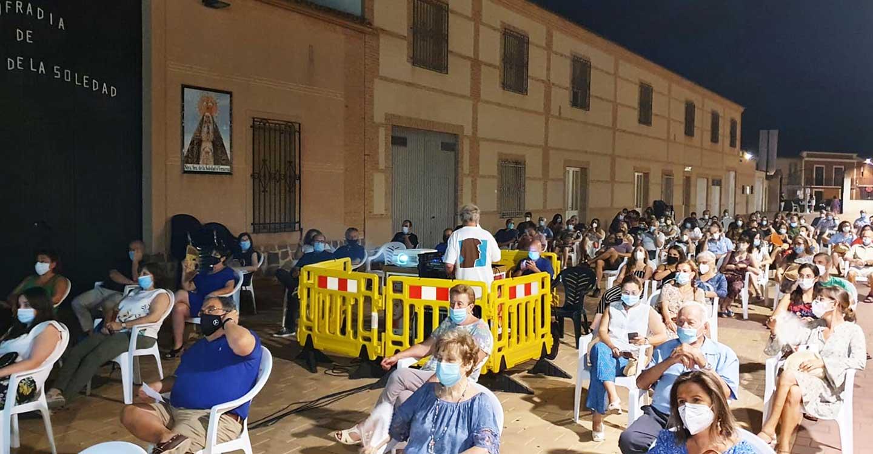 El VII Festival Internacional de Cine de Calzada de Calatrava llega al ecuador de su sección oficial con la proyección de 'Cuerdas'
