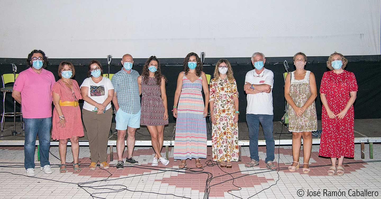 El VII Festival Internacional de Cine de Calzada levantó toda su indignación por víctimas de la violencia de género, en el día en que C-LM volvió a estar de luto