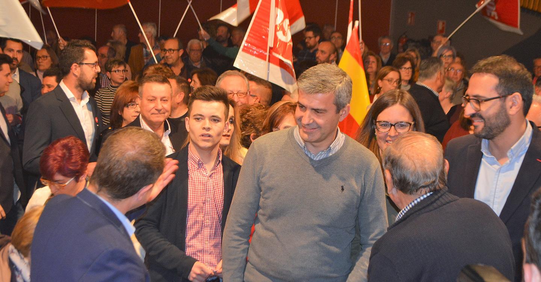 Sergio Gutiérrez: El PSOE no apoyará ningún acuerdo que suponga ni un euro menos de ayudas europeas a la agricultura
