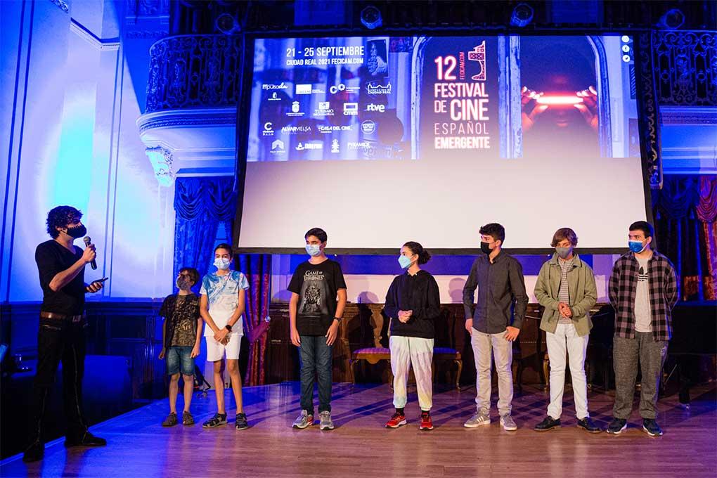 Las series brillan en el tercer día de celebración del Festival de Cine Español Emergente