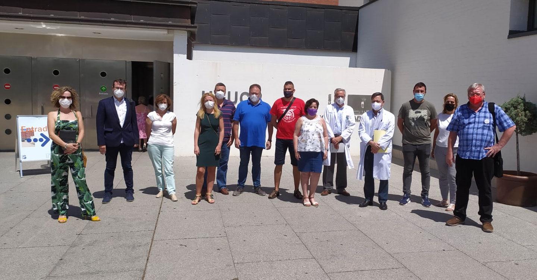 Los sindicatos de Mesa Sectorial del SESCAM acuerdan unidad de acción por la recuperación de la carrera profesional