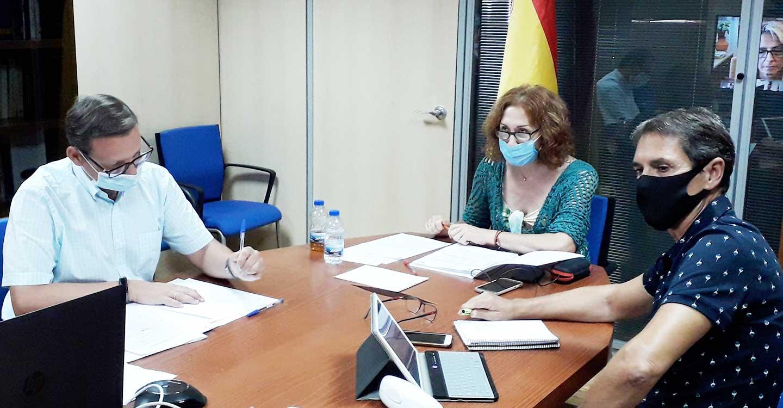 La subdelegada del Gobierno en la provincia de Ciudad Real preside la Comisión Provincial de Flujos Migratorios