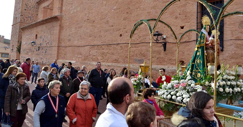 Se suspende la Romería en honor a la Virgen de Oreto y Zuqueca de Granátula de Calatrava, prevista para el 7 de marzo