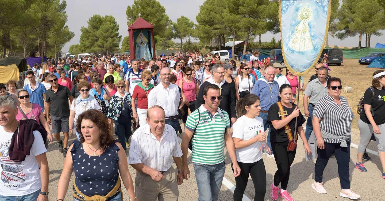 El Ayuntamiento de Argamasilla de Alba informa de la suspensión de la romería en honor a la Virgen de Peñarroya del próximo día 12 de septiembre