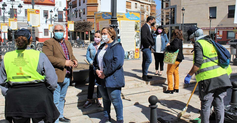 El Gobierno de Castilla-La Mancha sufraga con 90.000 euros un taller de empleo de montaje y mantenimiento de redes de agua en Pedro Muñoz