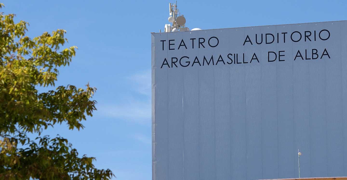Más cerca la rehabilitación del Teatro Auditorio de Argamasilla de Alba