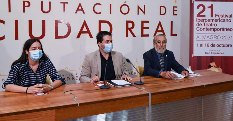 """Vuelve a Almagro el teatro contemporáneo con público gracias al XXI Festival Iberoamericano que organiza """"La Veleta"""""""