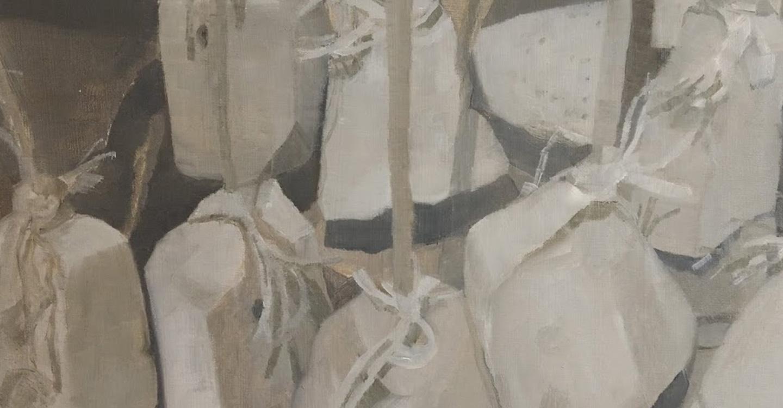 'The iberians', una exposición pictórica basada en los restos arqueológicos del Cerro de las Cabezas