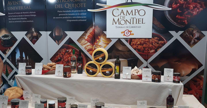 Tierras de Libertad promocionará los productos agroalimentarios del Campo de Montiel en los Sabores del Quijote