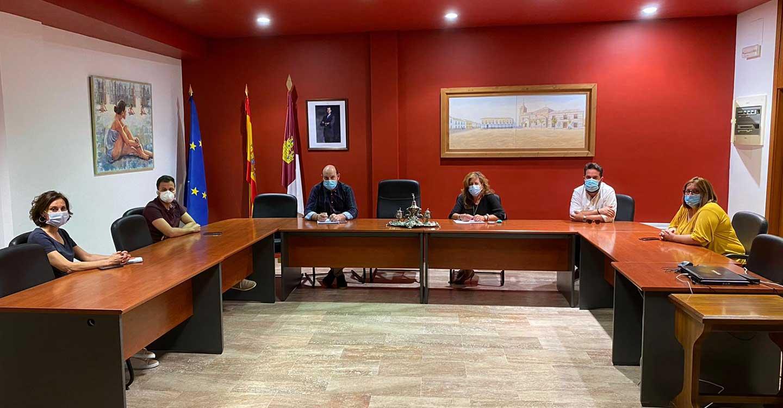 El grupo socialista de Torralba de Calatrava ve satisfactoria la primera reunión municipal para la reconstrucción socioeconómica del municipio