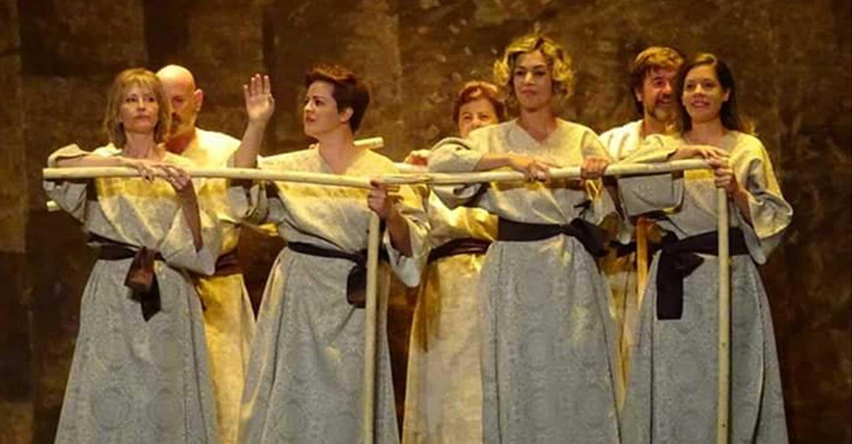 La Teatrería de Torralba de Calatrava consigue el segundo premio en la XXIX Muestra Provincial de Teatro