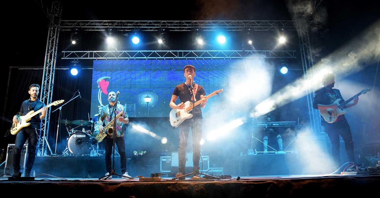 Noche de tributos musicales en Argamasilla de Alba