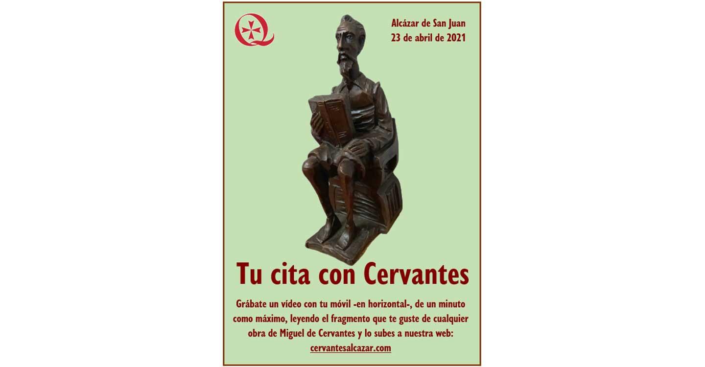 La Sociedad Cervantina de Alcázar pone en marcha