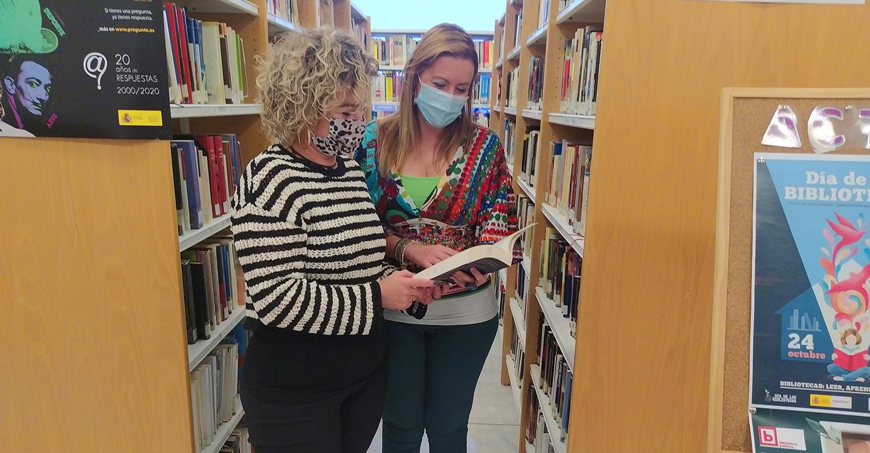 'Tuyo Cid', un concierto poético y 'El libro de tu vida', para celebrar el Día de la Biblioteca en Valdepeñas