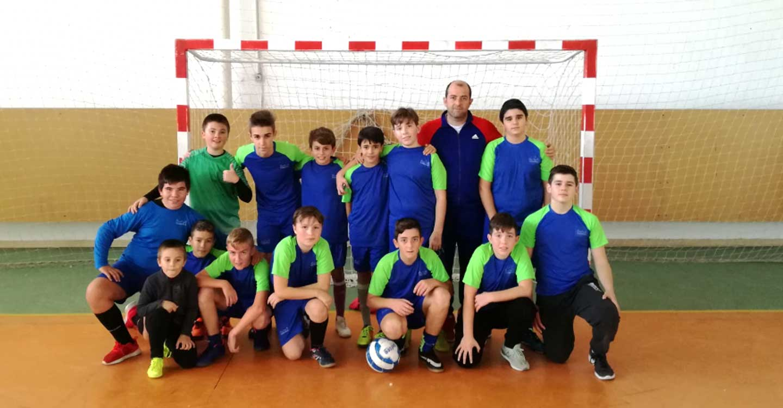 Un total de 155 niños y niñas participan en las Escuelas Deportivas de Porzuna