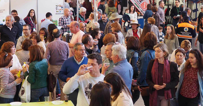 Unas 22.000 personas visitaron FERDUQUE 2019 en Fuente el Fresno, superando las cifras de la edición anterior