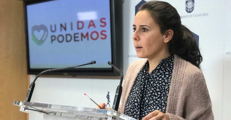 Unidas Podemos Ciudad Real denuncia que Zamora regale la antigua estación del Parque de Gasset a una empresa privada