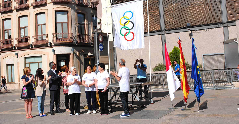 Valdepeñas celebra sus XXV Olimpiadas de los Mayores