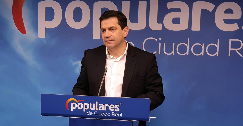 """Valverde exige medidas """"urgentes"""" contra el paro ya que Ciudad Real vuelve a liderar la destrucción de empleo con 6.800 parados más en solo un año"""