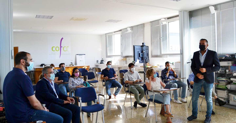 Una veintena de farmacéuticos de Ciudad Real se interesa por recibir formación especializada en gestión de la oficina de farmacia