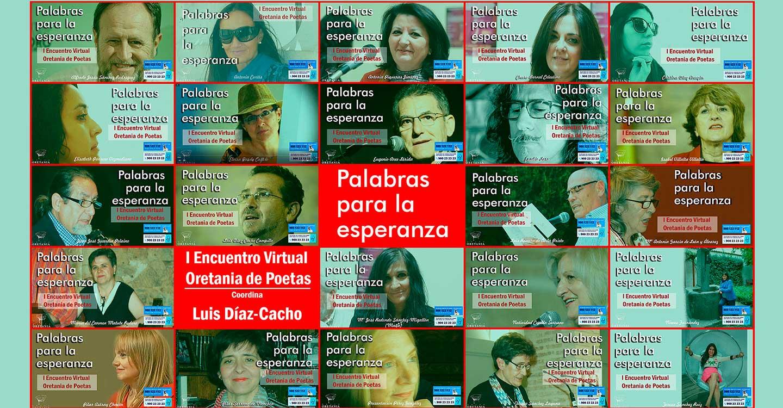 Veintitrés poetas de Ciudad Real unen sus voces en el 'I Encuentro Virtual Oretania de Poetas' en un canto a la esperanza y la libertad en época de confinamiento