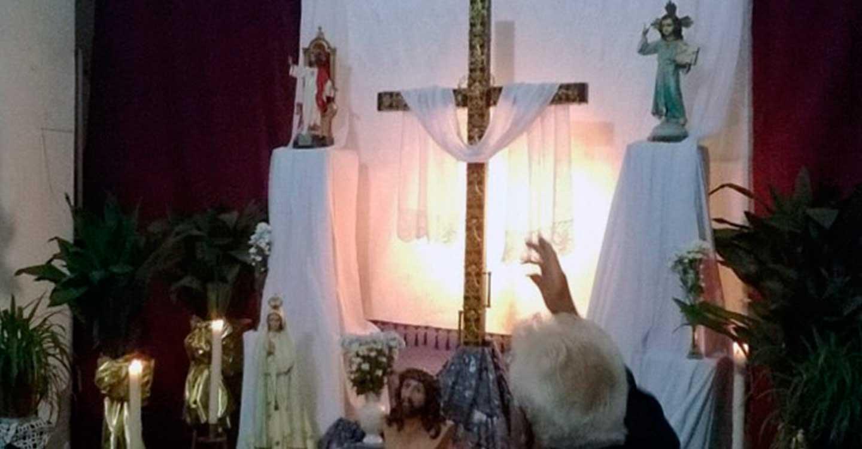 Valdepeñas anima a mantener la tradición de las Cruces de Mayo a través de redes sociales