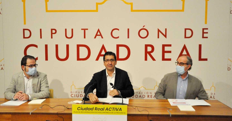 Diputación de Ciudad Real financia la extensión de 4 Ventanillas Únicas Empresariales en las zonas más rurales de Ciudad Real