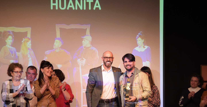 """Teatro en Construcción con 'Huanita' gana el XIV Certamen Nacional de Teatro Aficionado """"Viaje al Parnaso"""""""